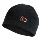 Caxa Outdoor Sport Polyester + Spandex Warm Cap - Black