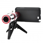Aluminum Alloy 20X Telephoto Telescope w/ Tripod / Case for Samsung N7100