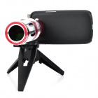 Aluminum Alloy 20X Telephoto Lens w/ Tripod / Case for Samsung i9300