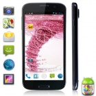 "POMPking4 W88s MTK6589T Quad-Core Android 4.2 WCDMA Bar Phone w / 5,0 ""IPS, 2GB RAM, 32GB ROM-Black"