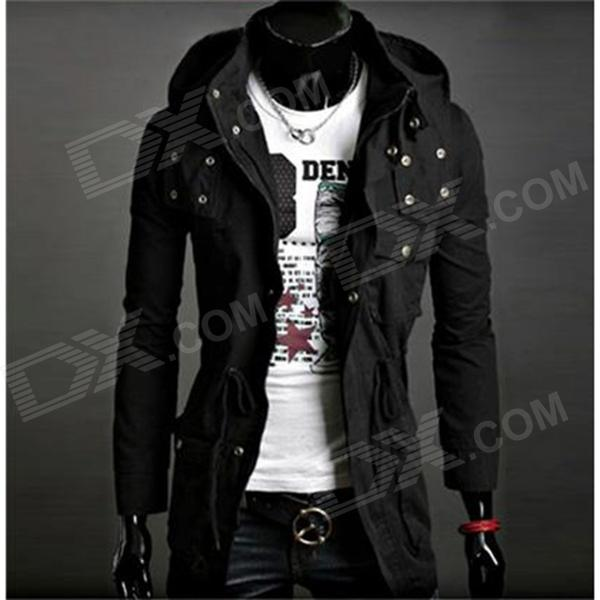 Jacket mens long