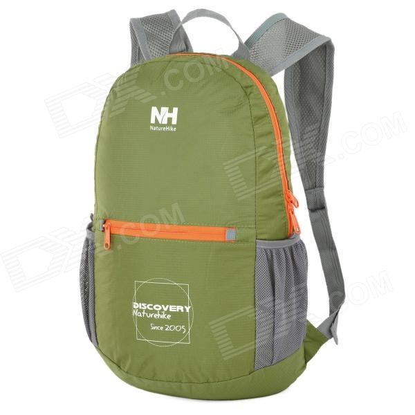 Naturehike Folding Double-Shoulder Bag Backpack - Green + Grey (15L ... fd212beb5637c