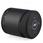 M2 A@B Audio-168T Portable Bluetooth V2.1+EDR Speaker - Black