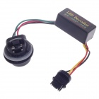 DIY 7440 LED Light Decodes / Sockets for Car Light - Black