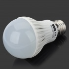 JLLT E27 5W 400lm 6500K 20-SMD 4566 LED White Light Lamp Bulb - White (AC 110~220V)