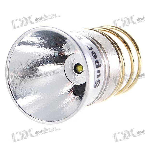 26.5mm 5-Mode LED Drop-in Module w/ Cree XPE-WC-R2 (4.2V Max) fandyfire f102 r2 wc 5 mode 250lm white led memory flashlight 1x18650 1x17670 2x16340 2x123a