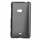 PUDINI WB-L625 Protective Plastic Back Case for Nokia Lumia 625 - Black