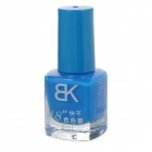 Quick-drying Make-up / Cosmetic Art Decorative Nail Polish - Blue (8ml)