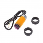 Infrared Obstacle Avoidance Sensor 3-80cm / Adjustable Photoelectric Switch Bracket Kit