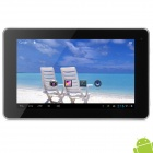 "TEMPO MS772 Android 4.1 Quad-Core Tablet PC w / 7 ""1GB RAM, 8GB ROM, TF, HDMI, OTG - White + Black"