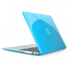 "ENKAY E-BM-AIR13 Protective PC Case Cover for MacBook Air 13.3"" - Translucent Blue"