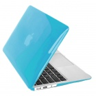 "Enkay E-BM-AIR13 Protective PC para cobrir caso MacBook Air de 13,3 ""- azul translúcido"