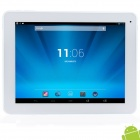 "PIPO M1 pro Android 4.2.2 Quad-Core Tablet PC w/ 9.7""IPS, 16GB ROM, HDMI, TF, Wi-Fi - White + Silver"