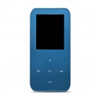 "ONN V2 1.8"" TFT Screen Sport MP4 Player w/ FM / TF - Blue (4GB)"