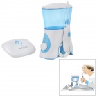 Cleanpro D-10 Electronic Water Dental Flosser - White + Blue