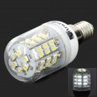 UltraFire E14 2.5W 100lm 6000K 48-3528 SMD LED White Light Corn Lamp (220V)