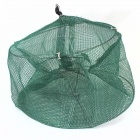Fishing Swamp Eel Net Cage - Green (Size S)