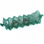 Folding Eel Trap Net Cage - Green