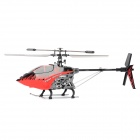SYMA F1 3-CH 2.4GHz R/C Helicopter w/ Gyro - Red + Black