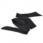 FS090103 cambiable Hair Band Correa - Negro