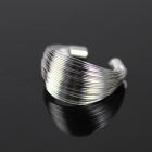 925 Silver Coil Rings (18mm)