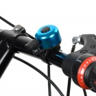 HH-88 Universal Mini Plastic + Aluminum Alloy Bell Horn for Bike - Black + Blue