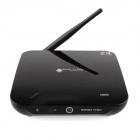e-J CS968 Quad Core Android 4.2 Google TV Player w/ 2GB RAM, 8GB ROM, 2.0MP Camera  -Black