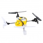 SYMA X1 2.4GHz 4-CH R/C Bee Quad Copter - Yellow + Black