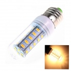 GCD C3 E27 5W 350lm 3500K 36 x SMD 5630 LED Warm White Light Lamp Bulb - White (AC 110~120V)