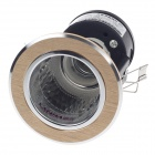 """LY-L2.EJ 5W 2.5"""" High Quality Aluminum Wiredrawing Efficient Energy-Saving Lamp Housing - (220V)"""