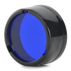 NITECORE NFB25 25.4mm Optical Filter - Black + Blue