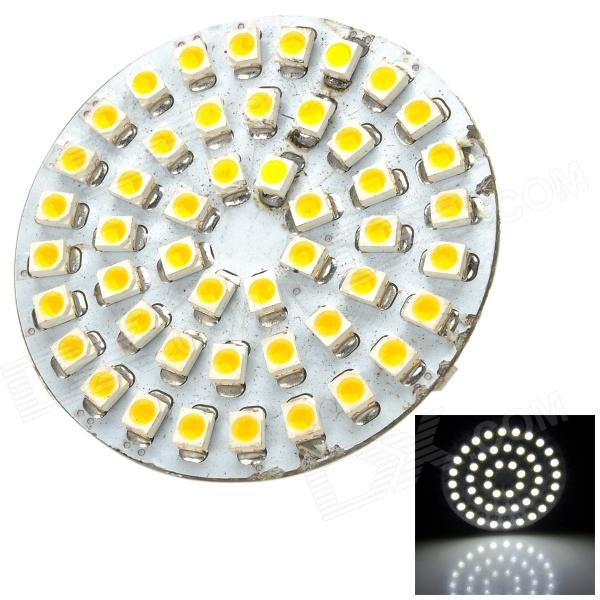 SENCAER G4 2W 105lm 7000K 48-SMD 3528 Cold White Light Car polttimo