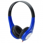 Ditmo DM-4600 Headband Stereo Headphone - Black + Blue + White