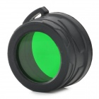 NITECORE NFG40 40mm Optical Filter - Black + Green