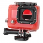 ST-30 Replacement Cover for Gopro hero 3 - Red + Black
