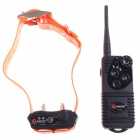 Aetertek AT-216S-350W Multi-function Super Remote Dog Trainer Training Shock Collar - Black