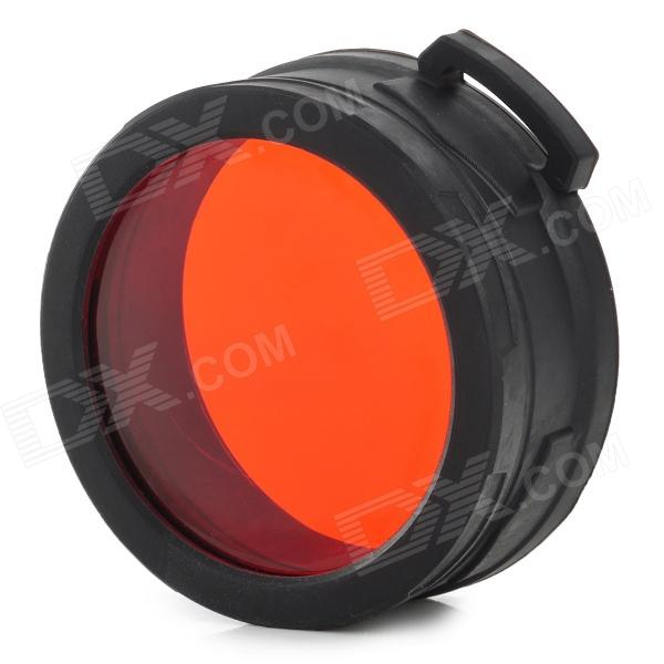 NITECORE NFR60 60mm Optical Filter - Black + Red irit ir 3167 pink щипцы для волос