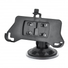 360 Degree Rotating Universal Car Mount Holder Bracket for Iphone 5S - Black