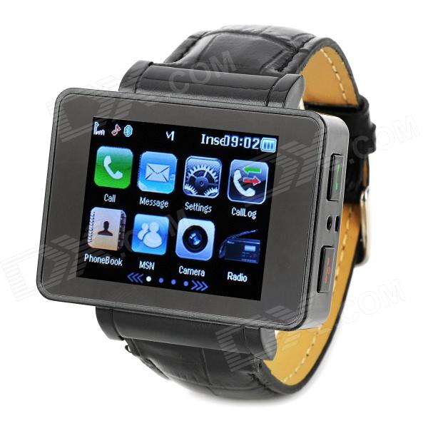 i6 GSM Watch Phone w/ 1.8