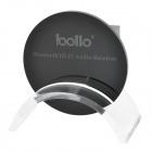 BOLLO BAR-I Wireless Bluetooth v2.1 Audio Hi-Fi Speaker Adapter Receiver - Black + Transparent