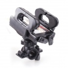 360° Rotating Bicycle Phone Holder - Black