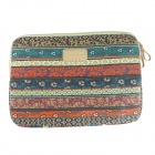"Bohemian Protective Soft Pouch Bag for 15"" / 15.4"" / 15.6"" Laptop Notebook - Multicolored"