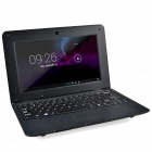"LZ1001 10"" Android 4.2 Netbook w/ RJ45 / Wi-Fi / Camera / Bluetooth / Wi-Fi - Black"