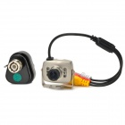 "Mini 1/4"" CCD 488TVL Wireless Home Security Camera w/ 6-IR LED / 2.4GHz Receiver (PAL)"