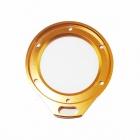 BZ BZ43- Aluminum Alloy Lens Ring for Gopro Hero2 - Golden