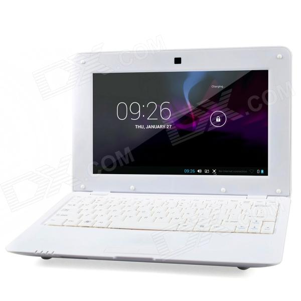 LZ1001 10 Android 4.2 Netbook w - RJ45 - Wi-Fi - Camera - Bluetooth - WiFi - Wit