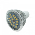 GU10 6W 3500K 300lm 15-5730 SMD LED Warm White Light Bulb (85~265V)