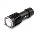 NITEFIRE NFU-19 780lm 5-Mode Diving Flashlight w/ Cree XM-L U2 - Black (1 x 18650 / 26650)