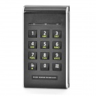 ZnDiy-BRY M-206E ID Card Password Access Control System Anwesenheits-Maschine - Schwarz