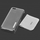 Rock Ultrathin Protective PC Back Case for Iphone 5C - Transparent